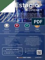 Internship Ad - Blue Version