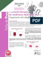 Fichas24 v Encuesta Europea de Condiciones de Trabajo (II)