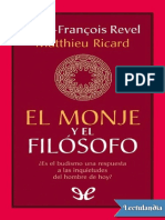 El Monje y El Filosofo - JeanFrancois Revel