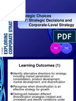 Business Policy Chapter 7 slides