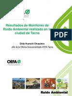 Oefa Resultados Ruido Tacna (26!04!2016)