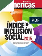 Social Inclusion Index 2015