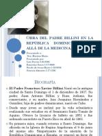 Obra Del Padre Billini en La República