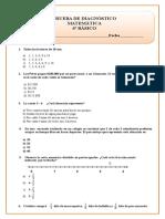 6º Básico matematica