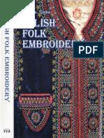 Jadwiga Turska - Polish Folk Embroidery (REA, 1997)
