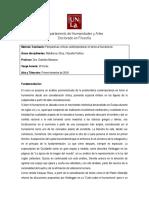 Programa Seminario doctoral
