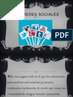 Las Redes Sociales 7w7