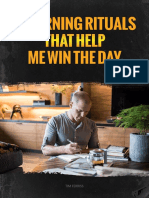 5 Morning Rituals That Help Me Win the Day1