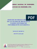 ANALISIS DE RIESGO SISMICO EN LA CIUDAD DE MOQUEGUA