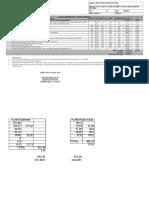 Planilha Orçamentária SPDA 02-16