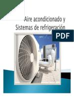 2Clasificación, Funcionamiento y Caracteristicas de Los Equipos de Climatización