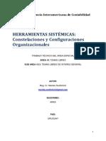 Herramientas Sistemicas - Constelaciones Configuraciones Organizacionales - Educacion CIC 2015