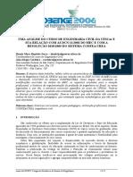Uma Analise Do Curso de Engenharia Civil Da Ufscar e Sua Relação Com as Dcn 11_2002 Mec e Com a Resolução 1010_2005 Do Sistema Confea Crea