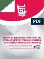 Cuaderno Técnico. Situación y Percepción del Sector Cementero Español en Materia de Prevención de Riesgos Laborales.pdf