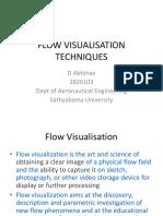Flow Visualisation Techniques