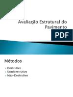 9. OK Avaliação Estrutural de Pavimentos.pdf