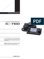IC 7100 InstructionManual