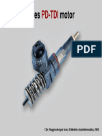 Az 2,0 Literes PD-TDI Motor