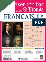 Francais_1re - Le Monde
