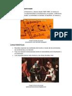 Música en El Romanticismo