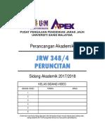 JRW 348 [PA] 2017-2018