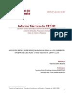 BNB as Fontes Renovaveis de Energia Solar e Eolica No NE Ano IX n5 Dez 2015