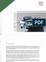 Manual Utilizare Audi a4 b7 an 2004-2008