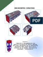 03.01.-Mem. Descriptiva Estructuras - LA MERCED
