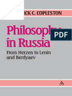 Frederick Charles Copleston-Philosophy in Russia_ From Herzen to Lenin and Berdyaev-University of Notre Dame Press (1986)