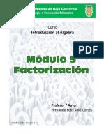 Módulo de factorización