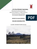 Reporte 2 Volcan Chichinautzin-Armando Ramiro Molina