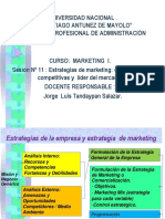 SESION  N° 11 ESTRATEGIAS DE MARKETING.ppt