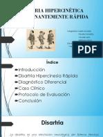 DISARTRIA-HIPERCINETICA-RÁPIDA