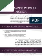 Fractales Musicales