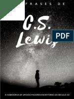 100 Frases de C.S. LEWIS - E-book