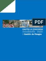 PDYOT ACTUALIZADO + GESTIÓN DE RIESGO
