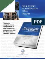 AFR Handbook Vol 1 Contents