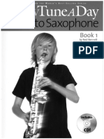 a new tune a day for alto saxophone - book 1.pdf