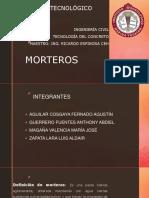 MORTEROS.pptx