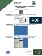 Manual Compartir Carpeta en Windows Server 2003