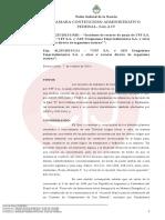 Resolucion YPF Recurso Contra Laudo en Montevideo