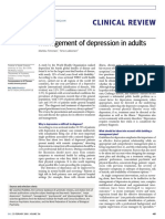 Depression BMJ 08