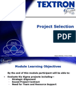 03 Project Selection