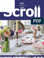 The Chevra - The Scroll April 2018 Magazine