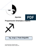 Programacion Orientada a Objeto LIBRO COMPLETO