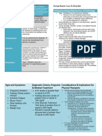 law and disorder - type 1 diabetes template