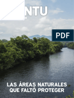 Nantu Marzo III 2018 Áreas Naturales Que Faltó Proteger