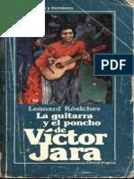 Leonard Kosichev La Guitarra y