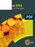 Royal society of chemistry  Books Catalogue 2016
