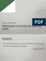 Aula 01-Introdução Ao Estudo Da Medicina Legal (2)